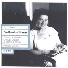 Choir & Orchestra De Orf - Die Bakchantinnen (2 Cd)
