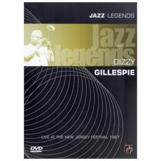Dizzy Gillespie - Live At The New Jersey Festival 1987
