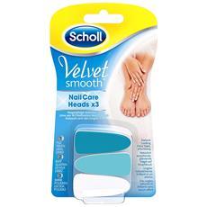 Velvet Smooth Lime Ricarica Per Kit Elettronico Nail Care
