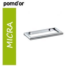 Micra 474002 Portarotolo, Cromo