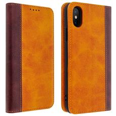 Avizar - Custodia Iphone X / Xs Portafoglio Multi-scomparti Cover