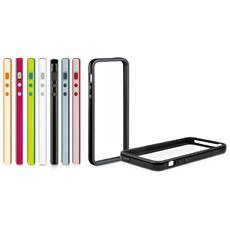 Bumper flessibile in policarbonato per iPhone 5/5s - Blue