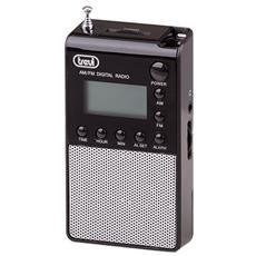 Radio Portatile Con Sveglia Dr 735