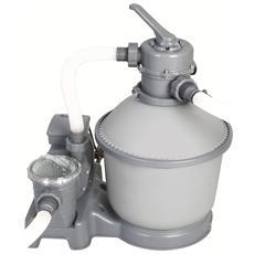 Filtro A Sabbia Flowclear Filtraggio Da 3,785lt / Ora