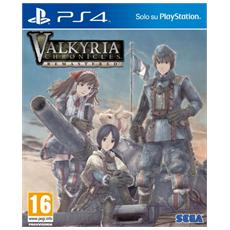 PS4 - Valkyria Chronicles