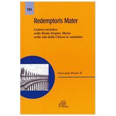 Redemptoris mater