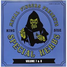 "Mf Doom - Special Herbs Volumes 7 & 8 (2 Lp+7"")"