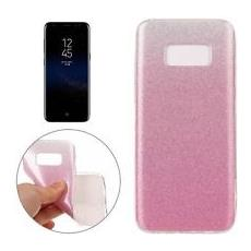 Cover Samsung S8 Glitter Rosa
