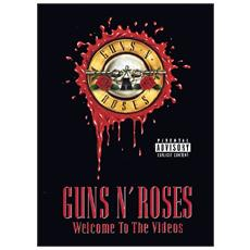 Dvd Guns N'roses - Welcome To The Vid.
