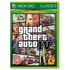 X360 - Grand Theft Auto GTA IV