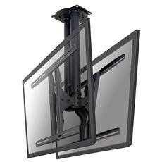 Supporto a Soffitto PLASMA-C100D per 2 Schermi LCD / LED / Plasma Max 60' Peso Max 100Kg