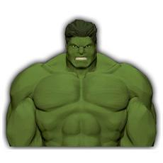 Busto Salvadanaio - Hulk