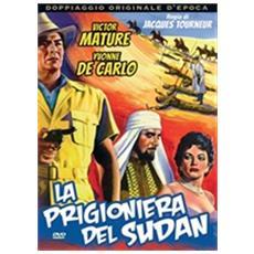 Dvd Prigioniera Del Sudan (la)