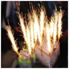 Candeline Flambe' Magia Emme Cf Da 4