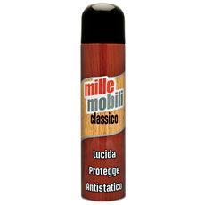 Mobili Legno 300 Ml. Spray Detergenti Casa