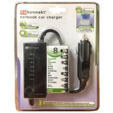 Caricabatterie Unicersale Pc Da Auto Da 7,5 A 19 Volt