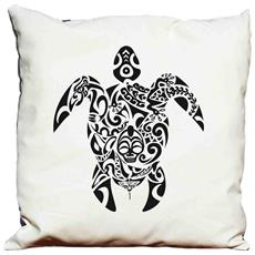 Cuscino Decorativo Turtle Maori