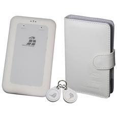 500GB Security HDD, SATA, Bianco, 128-bit AES, USB, Horizontal, Windows 98/2000 / XP / Vista / 7 Linux Mac 10.2.8