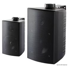 Casse stereo Cabinet nere