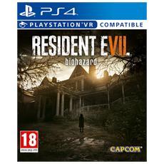 CAPCOM - PS4 - Resident Evil 7 Biohazard