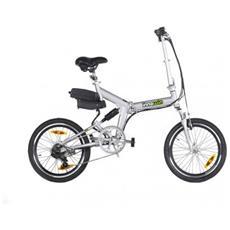 Bicicletta Con Assistenza Elettrica Pieghevole Bee'cycle Ii - 24v.