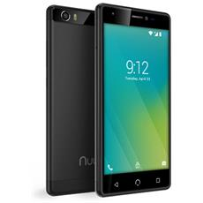 "M2 Nero 16 GB 4G / LTE Dual Sim Display 5"" HD Slot Micro SD Fotocamera 8 Mpx Android Italia"