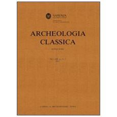 Archeologia classica (2012) . Vol. 63