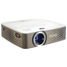 Proiettore Picopix PPX3414 DLP WVGA 140 ANSI lm Rapporto di Contrasto 1000:1 HDMI / VGA USB Slot SD / SDHC / SDXC