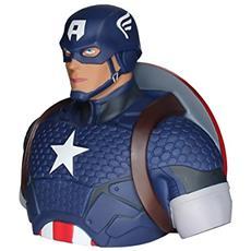 Busto Salvadanaio - Captain America