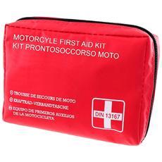 Kit Pronto Soccorso Moto Din13167-2014