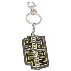 Star Wars Episode Vii Metal Key Ring Logo