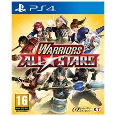 PS4 - Warriors All-Stars