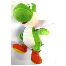 Peluche Super Mario 15cm - Yoshi