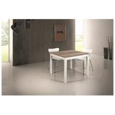 Tavolo Bianco 80x80 Allungabile.Tavolo Quadrato Prezzi E Offerte Su Eprice