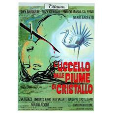 Dvd Uccello Dalle Piume Di Cristal. (l')