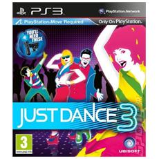 PS3 - Just Dance 3 (Software per Playstation Move)