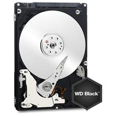"Hard Disk Interno WD Black 500 GB 2.5"" Sata III 6 GB / s Buffer 32 MB 7200 Rpm"