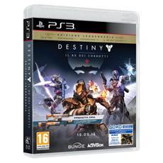 PS3 - Destiny: Il Re dei Corrotti D1 Ed.