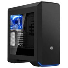 Case PC MasterCase Pro 6 Middle Tower ATX / Micro-ATX / Mini-ITX 2 Porte USB 3.0 Illuminazione Blu Colore Nero