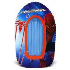 Canotto Gonfiabile Mare Spiderman Uomo Ragno 100 Cm