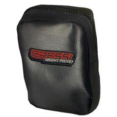 Tasche Pesi Cressi Weight Pocket For Tank Belt Bcd Gav