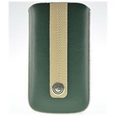 Luxury saffiano iPhone 5