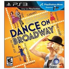 PS3 - Dance on Broadway (Software per Playstation Move)