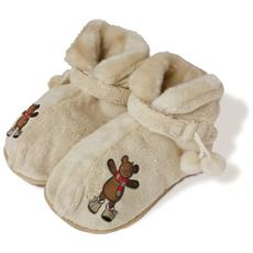 MB1TAB Pantofole massaggianti Snuggly Bear