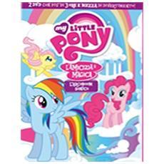 My Little Pony - Stagione 01 #04 - Arcoboom Sonico (2 Dvd)