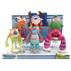 Monsters University - Peluche Con Suoni Shake & Scare