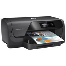 Stampante OfficeJet Pro 8210 Inkjet a Colori A4 24 ppm (B / N) 34 ppm (a Colori) Wi-Fi Ethernet USB