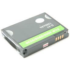 Blackberry 8900 9500 9630 9650 Batteria D-x1 Al Litio 1250ma