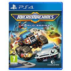 PS4 - Micro Machines World Series