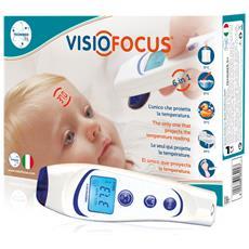 Visiofocus 06400- Il Primo Termometro Senza Contatto Che Proietta La Temperatura